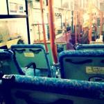 路線バス楽しいよっ!