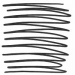 FireAlpacaの平筆ブラシを作ってみたよっ( ^∀^)