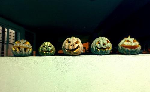 かぼちゃ戦隊