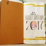 Bullet Journal (バレットジャーナル)始めました。