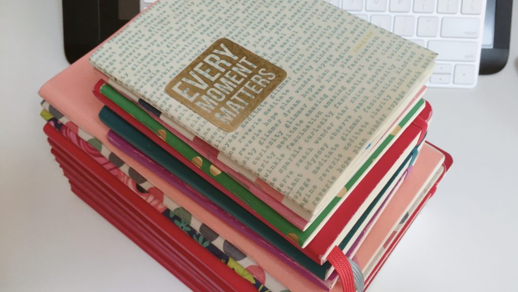 バレットジャーナル-ねざさんのノート