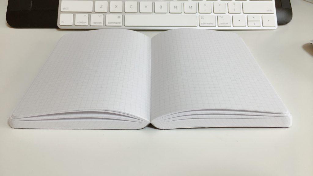 バレットジャーナルノート-フラット